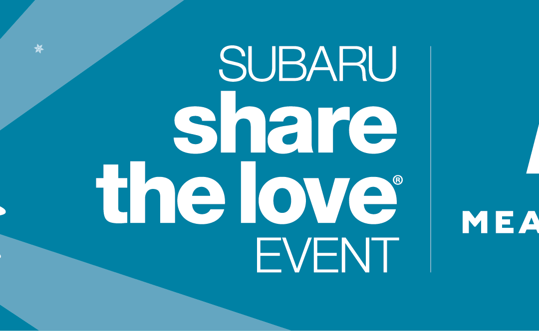 Subaru Share the Love Campaign Event